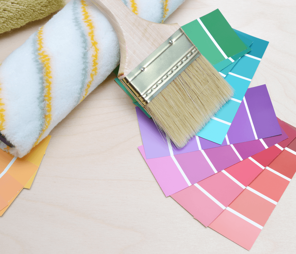 7 Benefits of Owning Versus Renting Paint Supplies Image