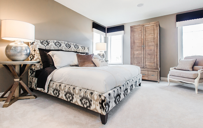 Timberidge Kristana Owner's Suite View from Door
