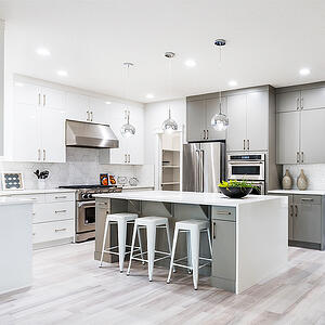 Griesbach Hillary Kitchen Pacesetter Homes