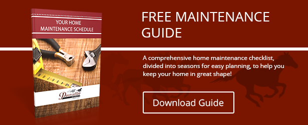 Click here to download your free Home Maintenance Schedule checklist!