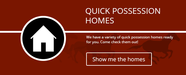 Click here to view our current selection of quick possession homes!