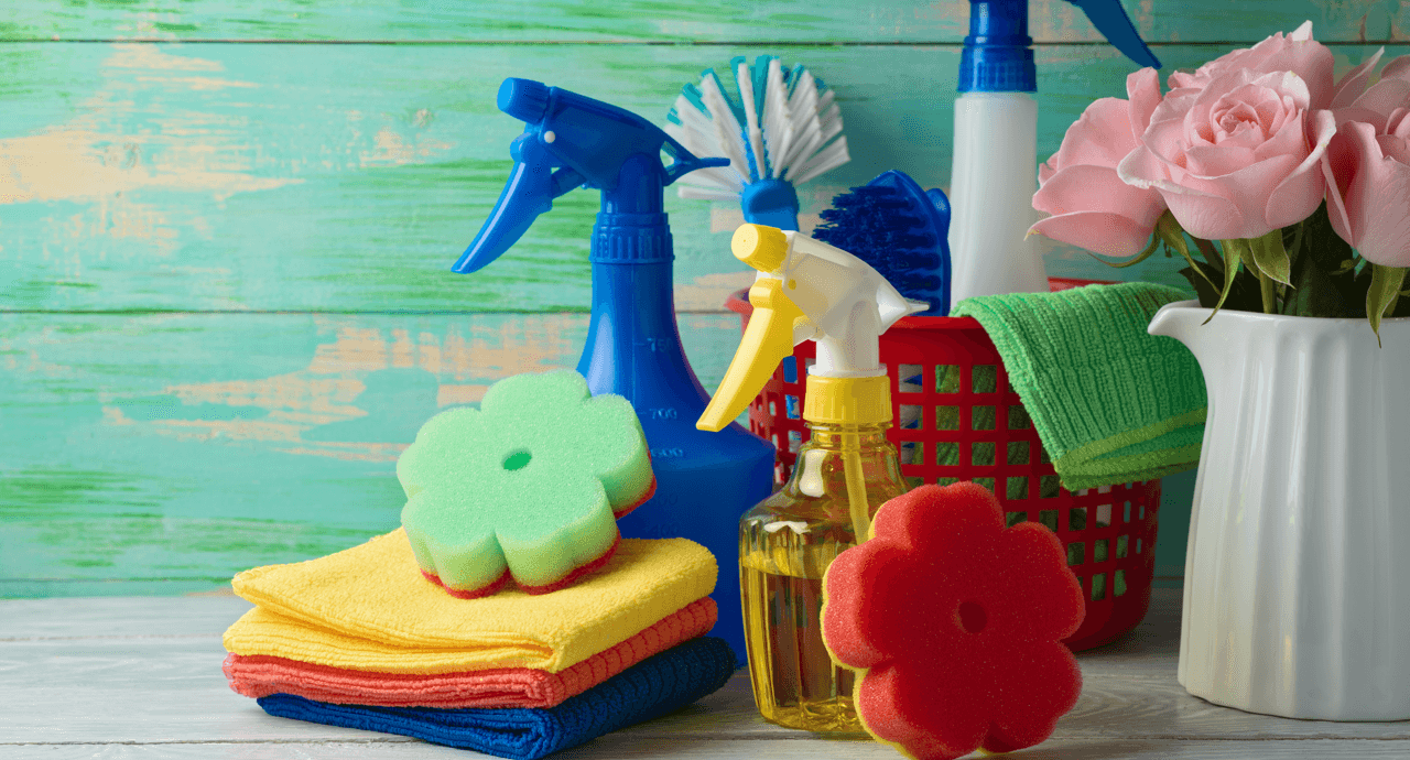 Time for Spring Cleaning Again Products Image
